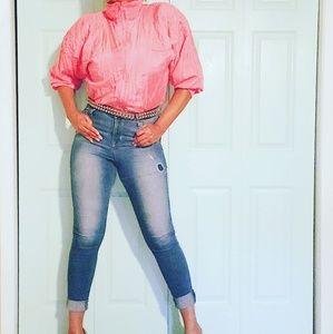 Vintage Rhoda Lynne windbreaker